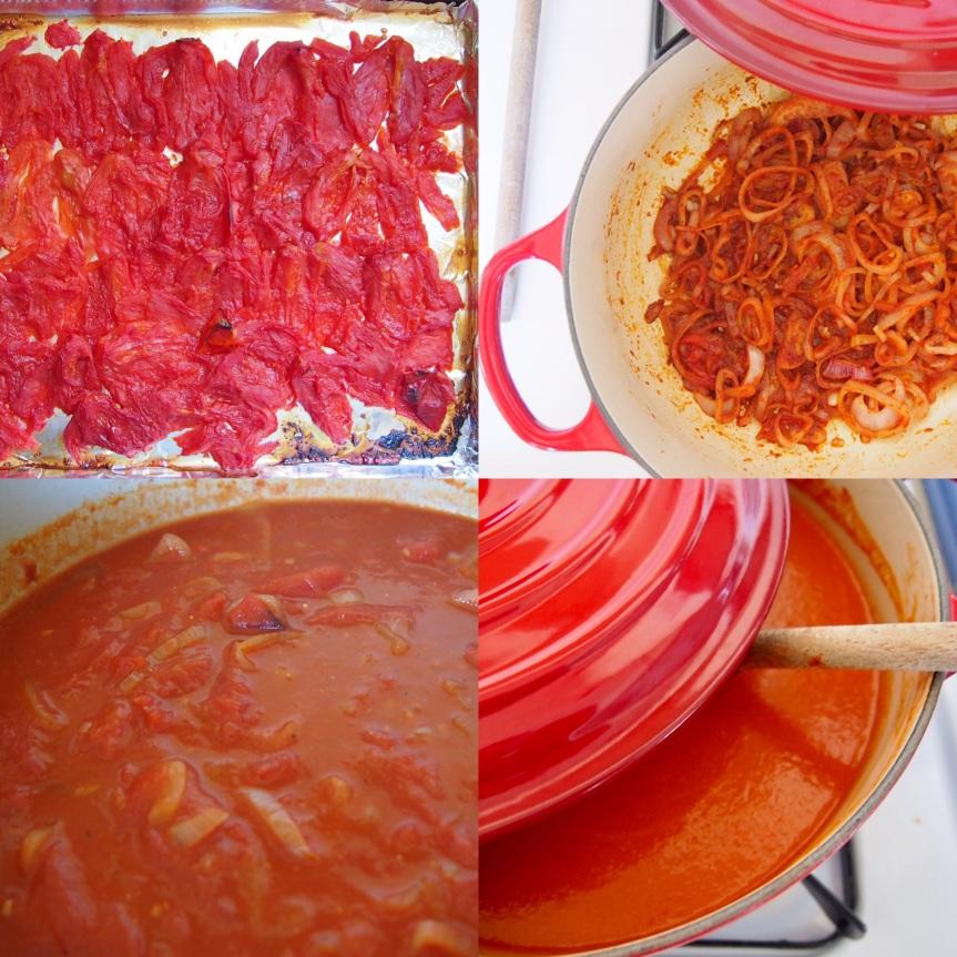 Make tomato soup like aboss