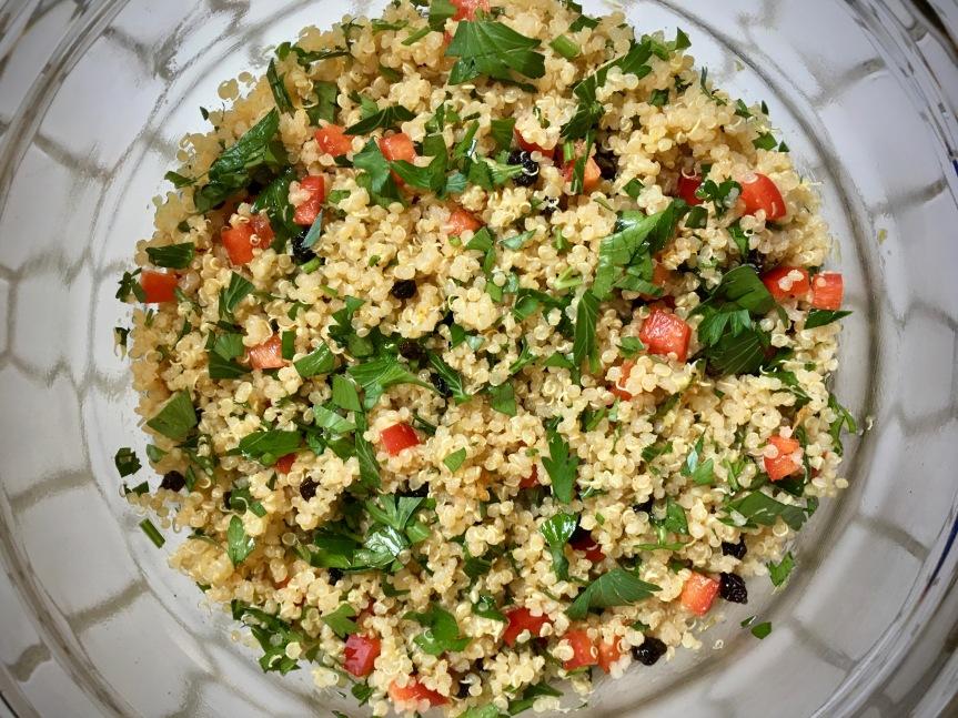 Quinoa salad à la1999
